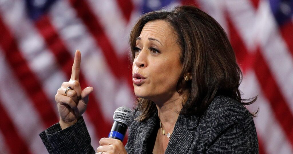 Kamala Harris Viciously Called Out For Hypocritical Tweet