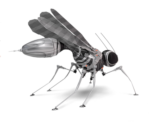 Bird and insect-like drones being planned by DARPA