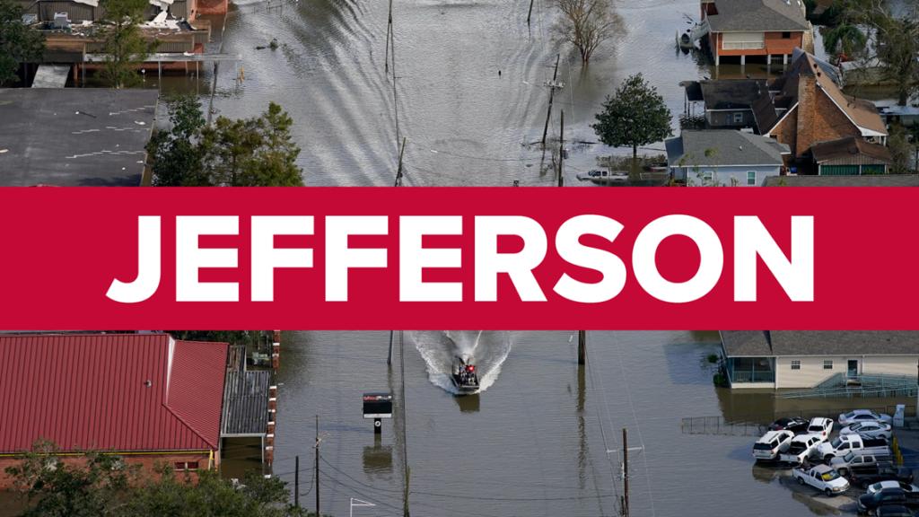 JEFFERSON PARISH | Latest on power, water, roads & more