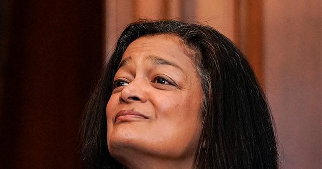 Democrat Rep. Pramila Jayapal Celebrates Birthday Maskless After Bashing Anti-Maskers