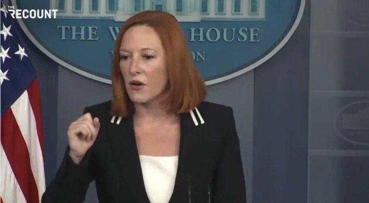 'You've Never Been Pregnant' – Psaki Snaps at Male Reporter Asking Why 'Catholic' Joe Biden Supports Abortion (VIDEO)