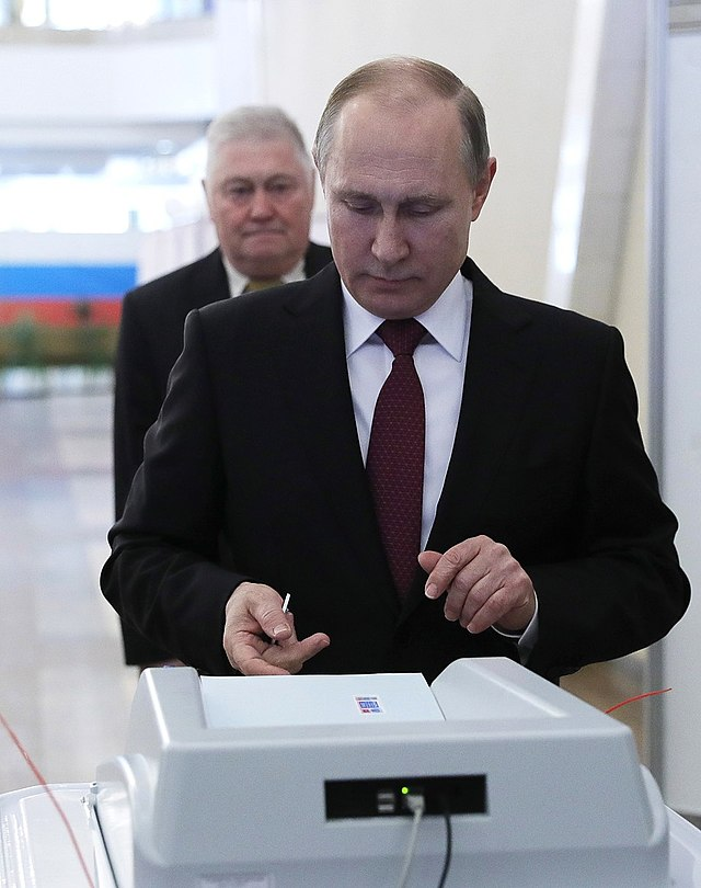 Russian Parliamentary Elections: Voting That Will Change Nothing