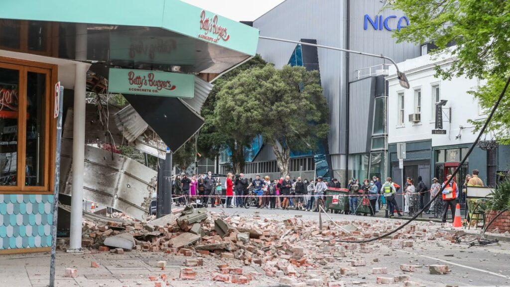 Rare Severe Earthquake At 6.0 Magnitude Shakes Australia