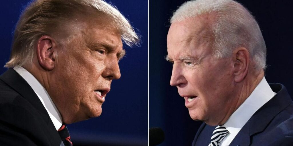 Trump would defeat Biden in presidential rematch: poll