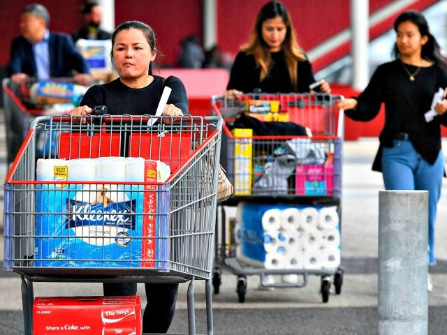 Costco Limits Purchases of Toilet Paper, Paper Towels, and Bottled Water amid Inflation, Supply-Chain Issues