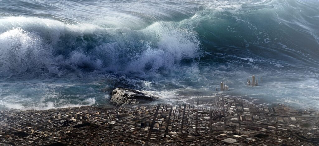 Could The Volcanic Eruption In The Canary Islands Create A Giant Tsunami That Hits The East Coast?