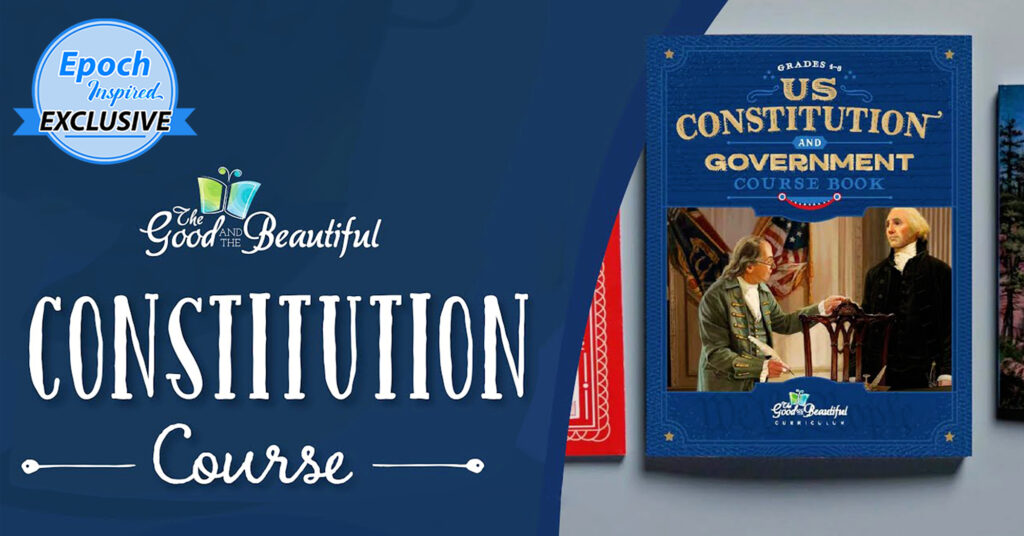 A Family-Style US Constitution Course for Kids: 'Parents Shouldn't Rely on Schools to Do This'