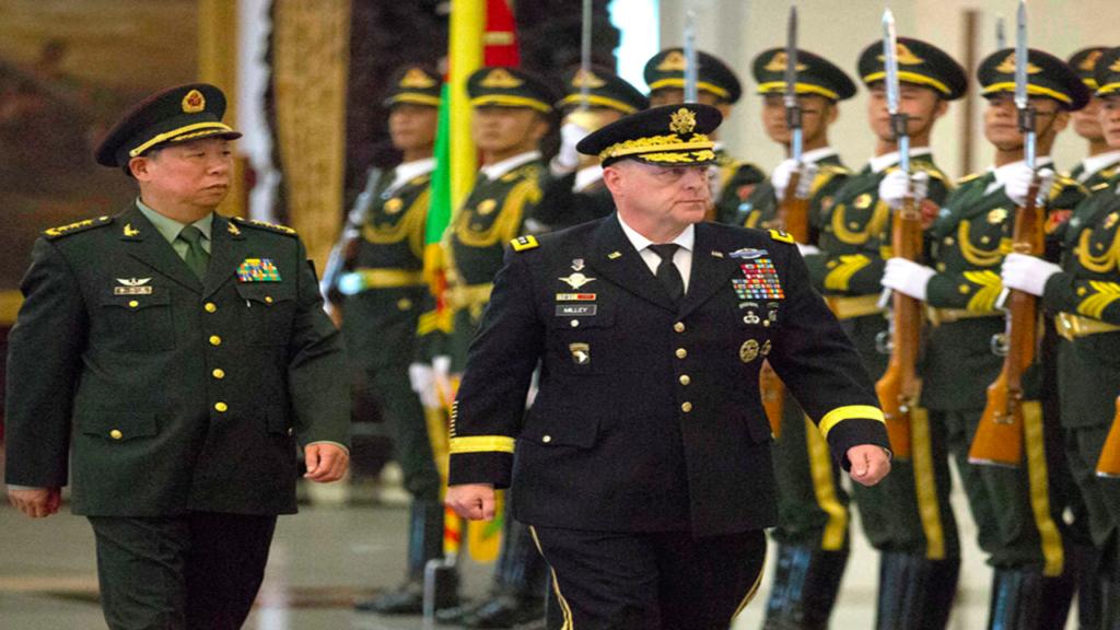 US Military Junta Revealed—Harbinger Of Prophetic War