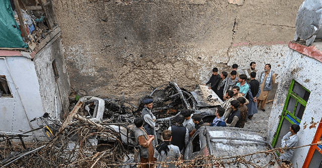 Afghan Survivors of Failed U.S. Drone Strike: Sorry Is 'Not Enough'