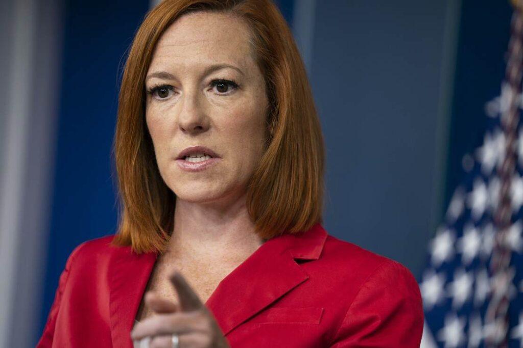 Jen Psaki Tells a Lie So Egregious That It Should Have Border Patrol Agents Walking off the Job
