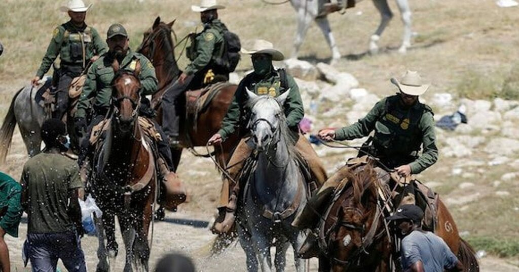 FACT CHECK: 'Whips' Used By Border Patrol During Illegal Migrant Surge Are Actually Just Horse Reins, Never Struck Migrants