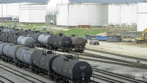 Why Is The Number Of Railcars In Storage Important?