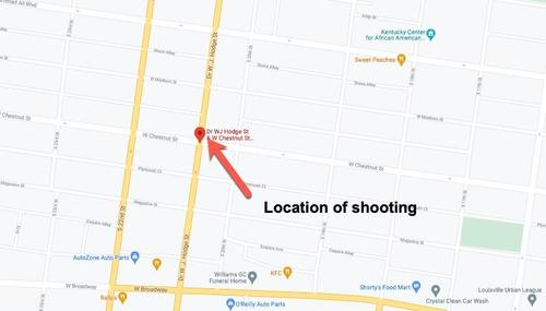 1 Teen Killed, 2 Wounded In Kentucky Bus Stop Shooting; Suspect Still At Large