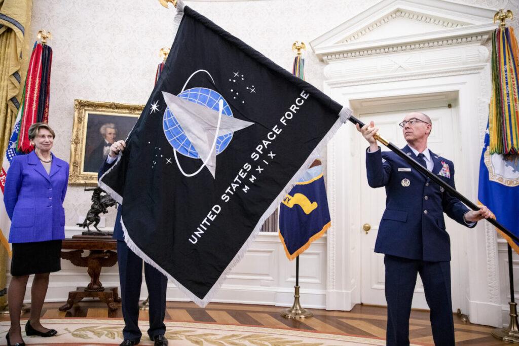 Democrats in Congress Try to Abolish Space Force