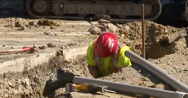 Construction Workers Discover Human Remains Digging Intersection in Detroit