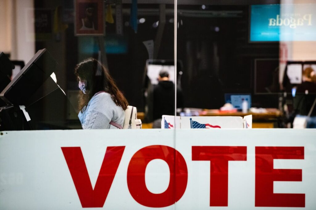 Federal Judge Strikes Down Texas Polling-Place Dress Code
