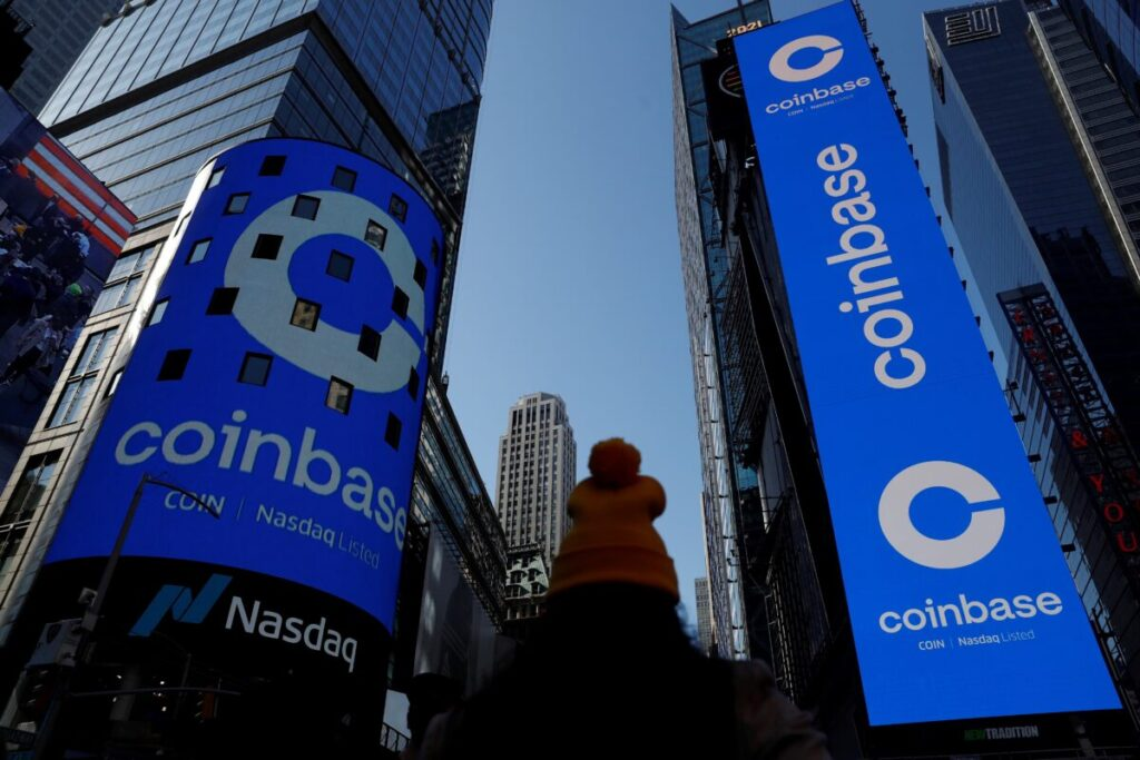 Coinbase Says Hackers Stole Cryptocurrency From at Least 6,000 Customers
