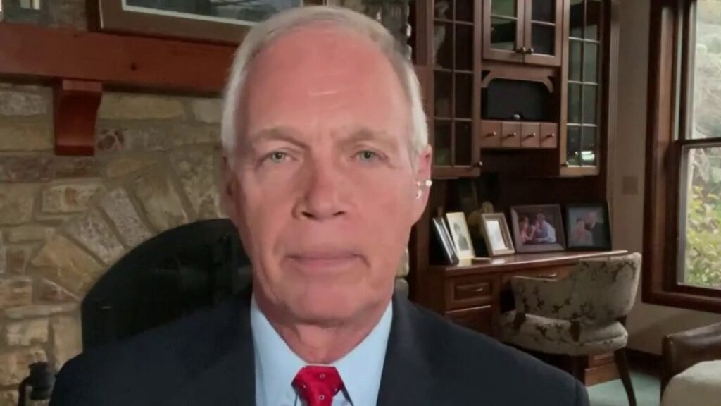 Sen. Ron Johnson: There is not an FDA approved COVID vaccine in the US
