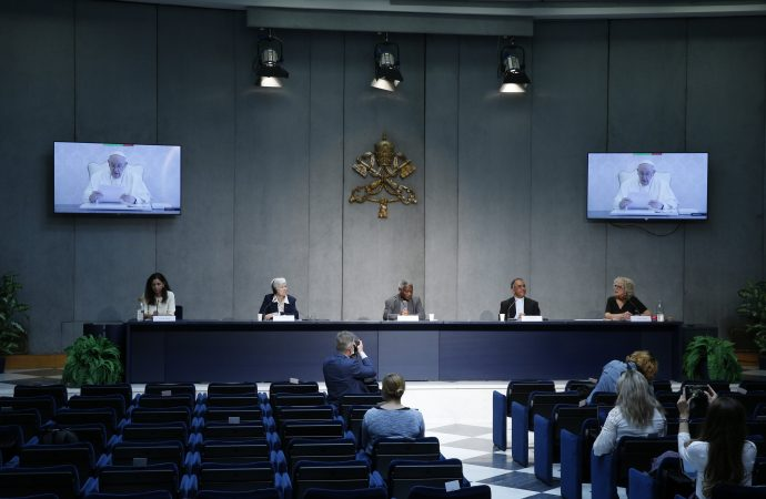 Vatican launches seven-year Laudato Si' action plan