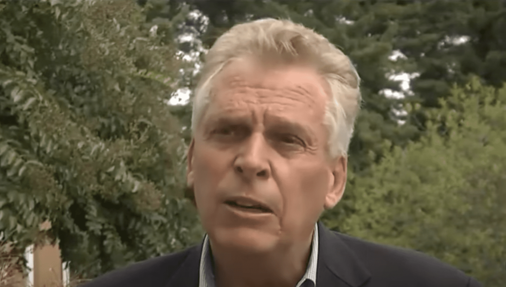 Terry McAuliffe Defends Saying Parents Shouldn't Have a Say in What Their Children are Taught [Video]