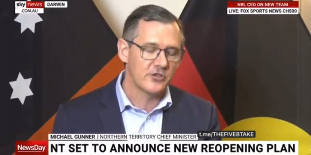 Australia's Northern Territory Announces Strictest Vaxx-Mandate in the World