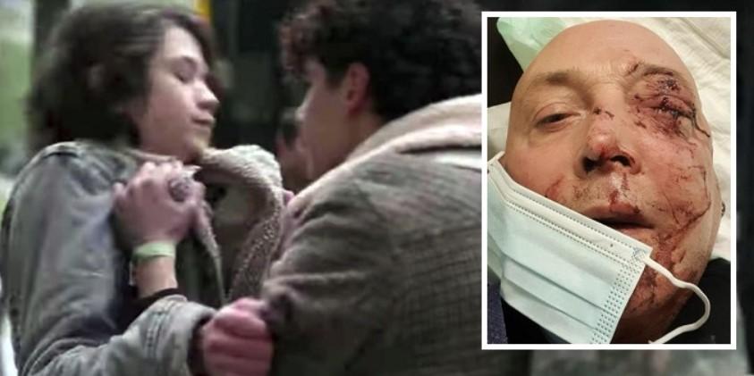 Hamburg: Immigrant attacker was actor in an Auschwitz film