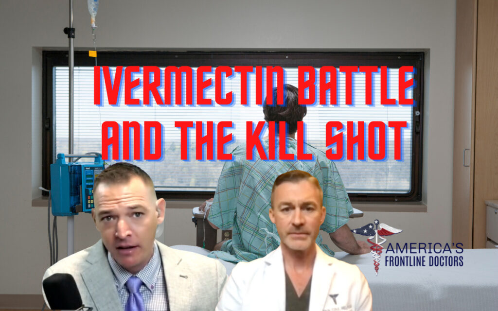Ivermectin OK For Afghan Refugees, Hospitals Filled With 'Vaccinated' Americans