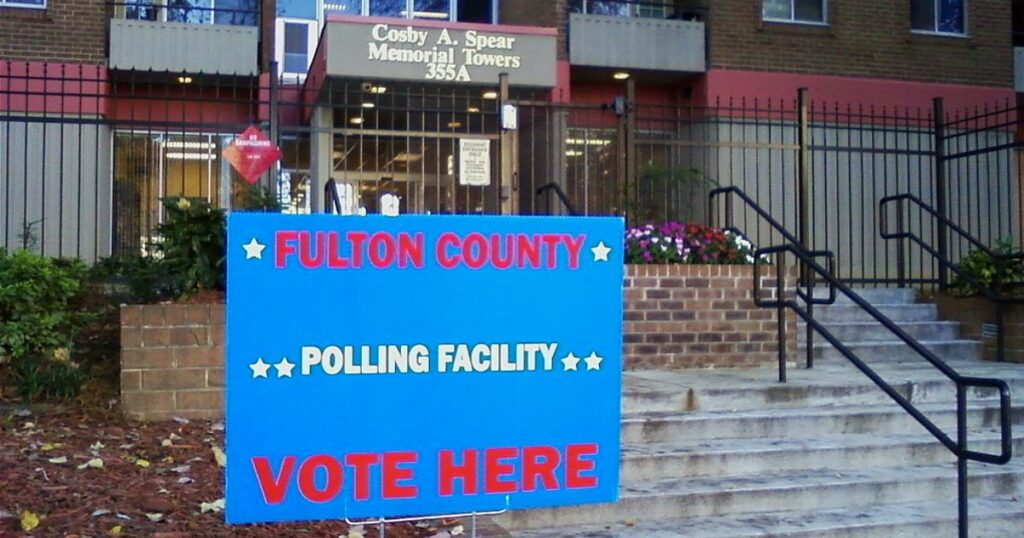 BREAKING: Fulton County Elections Director Fires Two Employees For Allegedly Shredding 300 Voter Registration Applications
