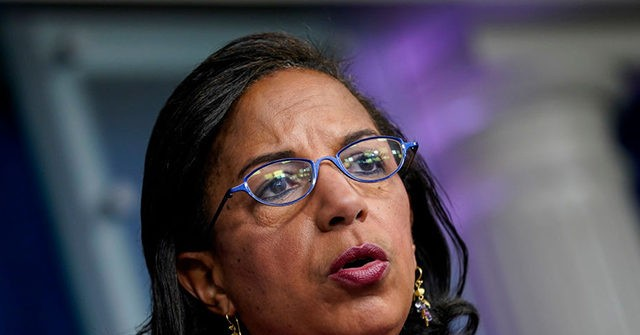 White House Deploys Susan Rice for Negotiations as Joe Biden's Agenda Stalls in Congress