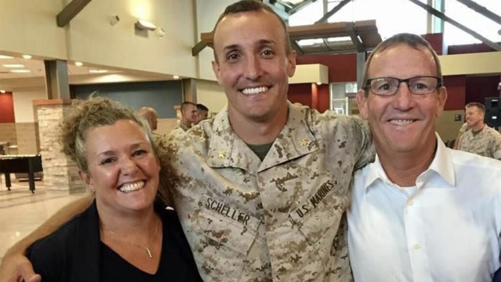 Scheller, Marine who criticized Afghanistan withdrawal, pleads guilty to all charges in court-martial hearing