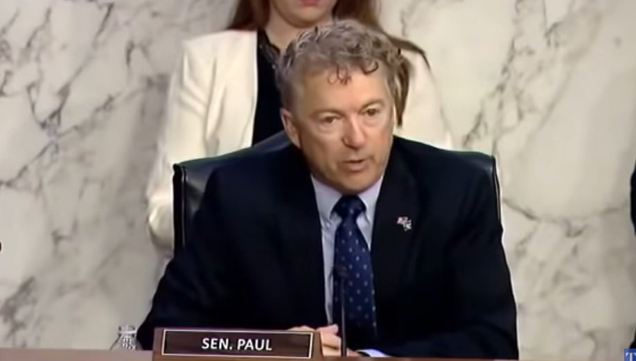 """You're a Lawyer with No Scientific Background"" – Senator Rand Paul to Biden Secretary Becerra on Vaccine Mandates"