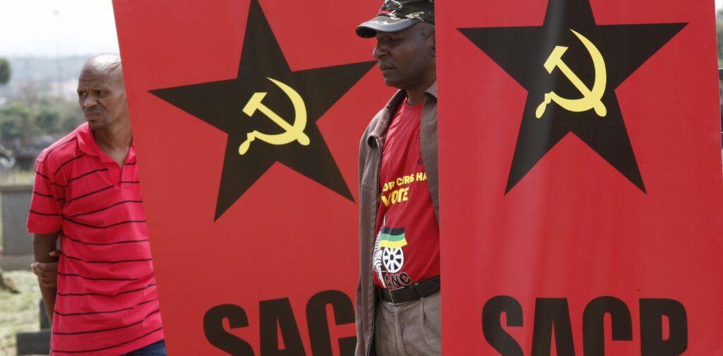 How communists have shaped South Africa's history over 100 years
