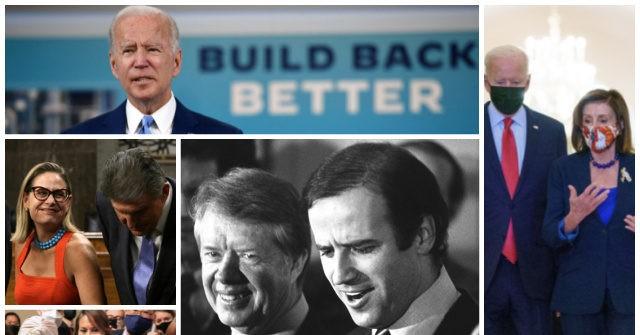 Pinkerton: Carter 2.0 – Biden's Infrastructure Bill Gets a 'D' for 'Disjunction'