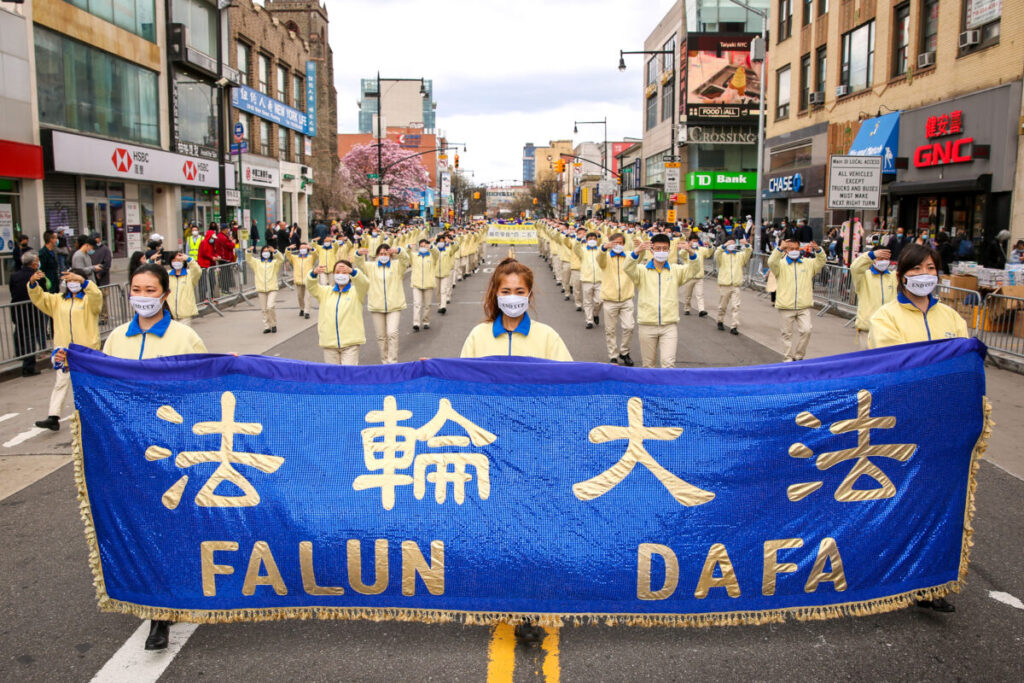 Falun Gong Adherents Celebrate Faith Around the Globe, Stand Up to Communist China's Persecution