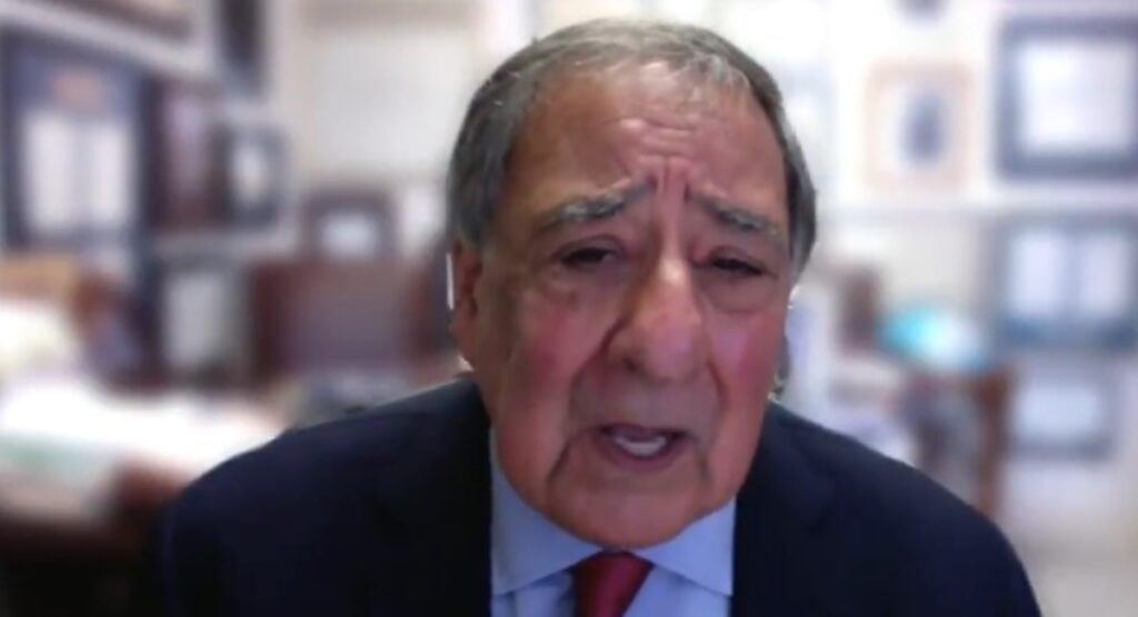 WHAT? Obama's Def Sec Leon Panetta Appears To Admit He Was Involved With Milley's Secret CCP Calls
