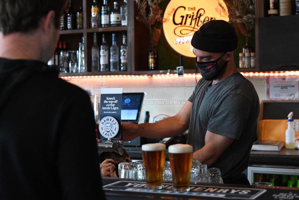 Australian Pub Forced to Close for Welcoming Unvaccinated Customers
