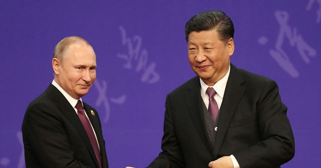 Russian Foreign Minister: Moscow Considers Taiwan 'Part of China'