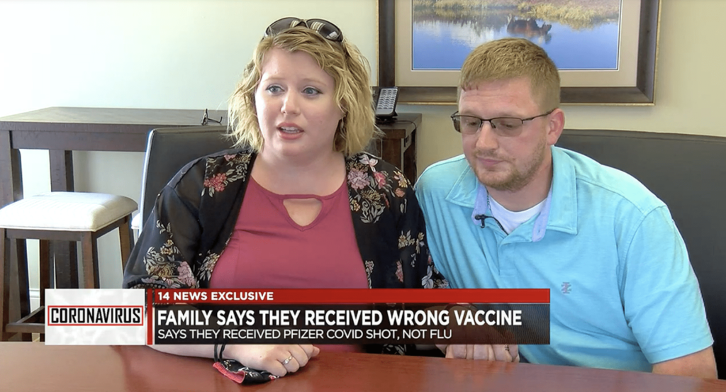"""REPORT: Indiana Walgreens """"Accidentally"""" Gives Pfizer COVID Jabs To 4 and 5 Yr Old Siblings...Pediatric Cardiologist Is Reportedly Treating Both Kids For Heart Issues [VIDEO]"""