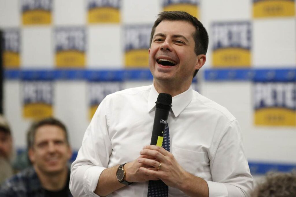 Psaki: Buttigieg is a 'Role Model' For Doing What No One Knew He Was Doing