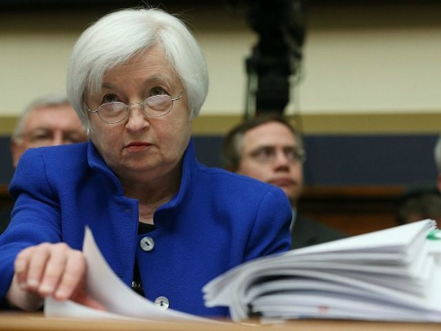 Yellen: IRS Plan to Monitor $600+ Bank Transactions 'Absolutely Not' Spying — 'There's a Lot of Tax Fraud'